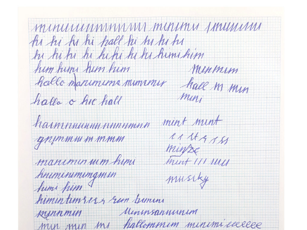 my-kuligraphy-skills-then