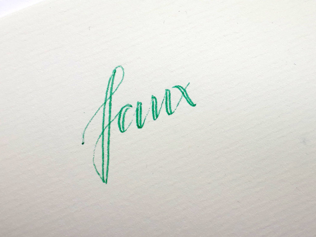 faux-kuligraphy-thicken-line